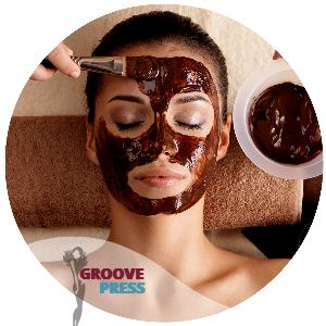 maschera cioccolato